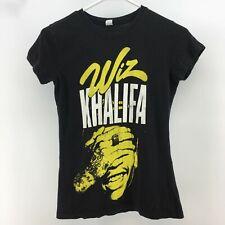Wiz Khalifa Womens Fit T-shirt Black