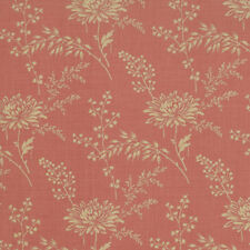 Moda Fabric French General Favourites Paquerette Faded Red - Per 1/4 Metre