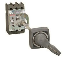 EHXACW250 - SHAMROCK ROTARY HANDLE FOR ACW250 CIRCUIT BREAKER, NEMA 4X