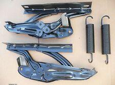 Hood Hinge & Spring Chevelle ElCamino 68 Nova 68 - 79 Left Right Side Hinges