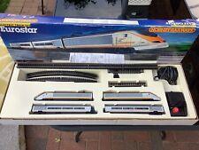 More details for hornby eurostar electric train set
