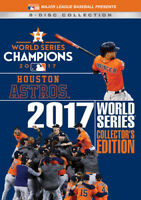 2017 World Series Collector's Edition [New DVD] Boxed Set, Collector's Ed, Wid