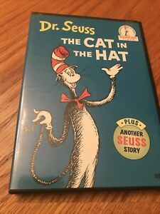 Dr. Seuss The Cat in the Hat (DVD)