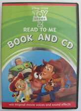 Disney Toy Story 2 Read to Me - Book and CD