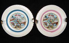 Pair of EXPO '74 Souvenir Ashtray 1974 World's Fair in Spokane, WA - Never Used