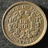 Canada 1838 Half Penny Token Un Sou LC-5A3 / Breton 715 / J-040