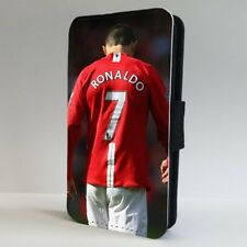 Ronaldo Manchester United Portugal FLIP PHONE CASE COVER for IPHONE SAMSUNG