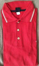 PAUL & SHARK - polo / t-shirt / maglietta a maniche corte - rossa - L - original