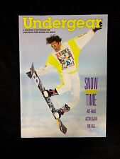 Undergear Catalog - Fall 1989 - Vintage Mens Fashion