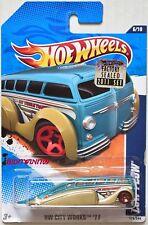 Hot Wheels 2011 Hw City Works Low Flow #6/10 Factory Sealed