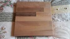 Solid Euro Walnut not oak Wood Hardwood Wooden Chopping Bread Cheese Board