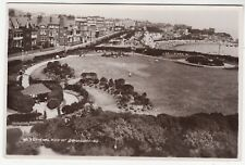 BROADSTAIRS - Arjay / Doncaster #156.9 -  Kent - 1934 used Real Photo postcard