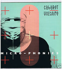 LP CABARET VOLTAIRE MICRO PHONIES