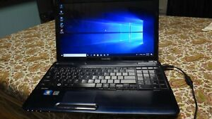 "Toshiba Satellite L755D-S5052, 15.6"",AMD A4, 8GB, 500GB, Wins10, good laptop"