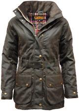 Cappotti e giacche da donna marrone con cerniera taglia M