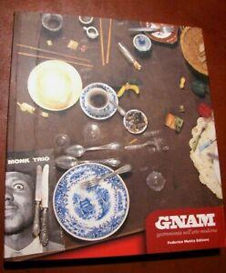 GNAM Gastronomia nell'arte moderna--VEDI REPARTO LIBRI D'ARTE  E LIBRI DESIGN