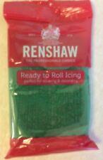 250g Verde Esmeralda Regalice / Decoración De Hielo-sugarpaste / Roll Out Glaseado
