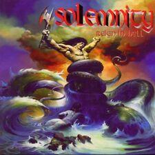 SOLEMNITY - Reign In Hell  [Ltd.Edit.] DIGI