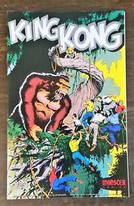 King Kong Monster Comics #2 No 2 of 6 1991  - Nice Condition