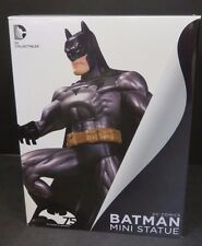"""DC COLLECTIBLES DC COMICS BATMAN MINI 75 YEARS OF BATMAN JIM LEE 6.5"""" STATUE NEW"""