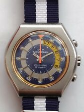 VIP Memosail-REGATA yachttimer Cronografo anni'70