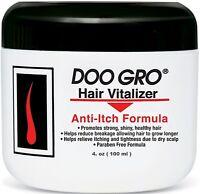 DOO GRO Hair Vitalizer Anti-Itch Fomula, 4 oz