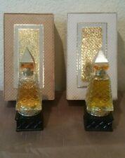 Avon Perfume Pyramid of Fragrance Charisma and Brocade Lot 2