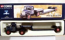 Truck Corgi 16702   Scammell Highwayman Low Loader; Pickfords Diecast in 1:50