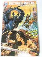 BATMAN METAL Dark Days Sonderband # 2 Die Batmen aus der Hölle ( Panini ) NEU