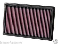 KN AIR FILTER (33-3010) FOR JAGUAR XKR 4.2 9/2006 - 2009