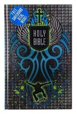 Thomas Nelson Holy Bible, Skateboard Cover, (2012, Hardcover)