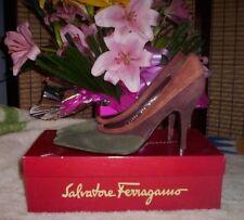 Salvatore Ferragamo Suede Shoes for Women