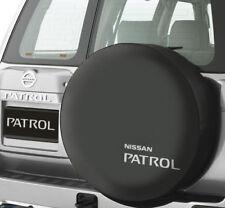 Genuine Nissan Patrol Soft Spare Wheel Cover Part G4970-VD250AU