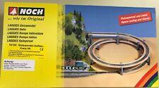 Noch 53105 Scala H0 Laggies Gleiswendel-Komplettbausatz,Aufbaukreis # Nuovo