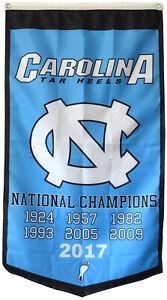 Carolina Tar Heels  National Champions  Flag Banner Man Cave 30x50Inch