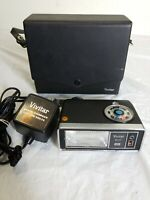 Vivitar Automatic Electronic Flash Model 281 with Case & Charger - UnTested