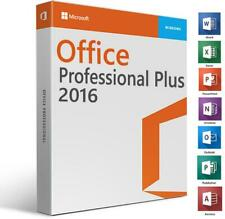 MICROSOFT®OFFICE 2016 PROFESSIONAL PLUS 32/64bit Key 🎉 TRUSTED