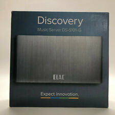 NEW ELAC DS-S101-G Discovery Music Server