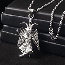 Baphomet Pendant Necklace Church of Satan