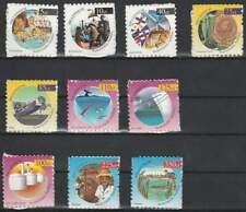Ned. Antillen postfris 1999 MNH 1264a-1273a - Milenniumzegels