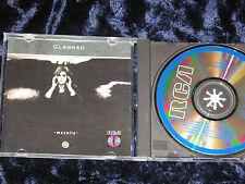 Clannad USA CD Macalla 1988 RCA Victor – PCD1-8063 EX/VG+