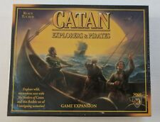 Catan Explorers & Pirates Expansion 4th Edition NEW SEALED