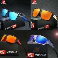 DUBERY Polarized Sunglasses Day & Night Vision Driving Sports Glasses UV400