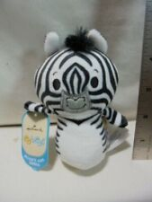 Hallmark Itty Bittys Noah's Ark Zebra New with Tag
