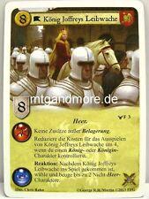 A Game of Thrones LCG - 1x König Joffreys Leibwache #002 - Krieg der Fünf Könige