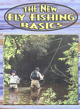 The New Fly Fishing Basics DVD New Disc Loose