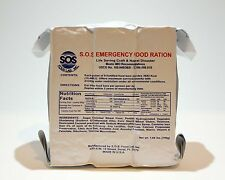 SOS Food Lab Emergency Food Rations 3600 Calorie Kcal Survival Food