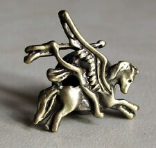 CANADA Canadian Airborne Pegasus Brotherhood Bronze Lapel Pin