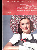 McCall's Magazine July 1939 Coca Cola ad, Margery Sharp Dwight Mitchell Wiley