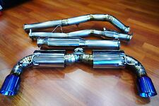 TOG HyperTi Titanium exhaust with front pipe for SUBARU BRZ for Scion FRZ
